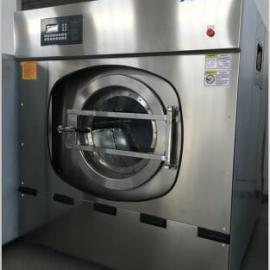 小型宾馆洗衣房布草洗涤设备酒店变频全自动洗衣机价格