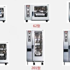 RATIONAL万能蒸烤箱CMP202G手动燃气40盘