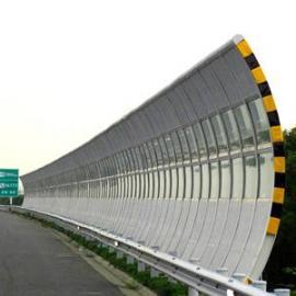 舟山高速公路桥梁环保声屏障与环境协调美观