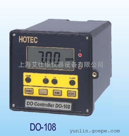 台湾HOTEC合泰和泰溶氧在线分析仪DO-108