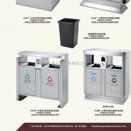 苏州不锈钢垃圾桶厂家-苏州景观不锈钢垃圾桶-苏州公园垃圾桶