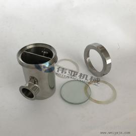 优质加工304不锈钢卫生级空气隔断器