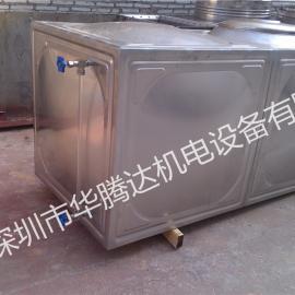 空调补水不锈钢水箱、膨胀水箱安装