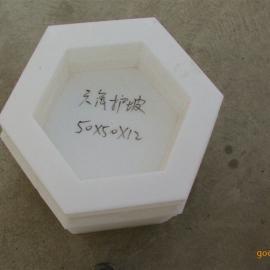 六角空心砖模具六边形护坡砖模具规格