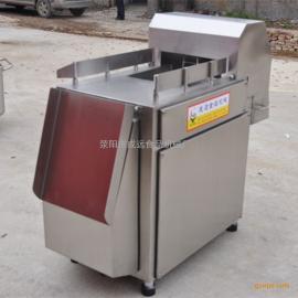 冻肉切块机价格-批发冰冻油脂分割机