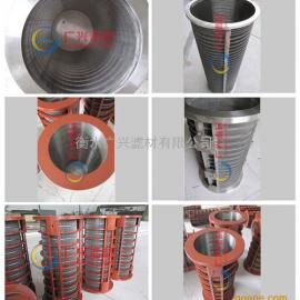 螺旋挤压机 反卷筒 固液分离机滤筒