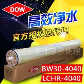 �o�a直�N美��陶氏DOW膜 LCHR-4040反�B透膜元件