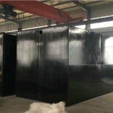 青海屠宰废水处理设备运行稳定