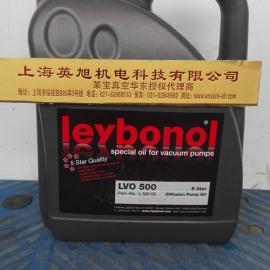 德国莱宝真空泵油LVO500(保证正品)