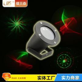 供应户外激光草坪灯 动态多图激光灯 舞台灯光 IP65 圣诞灯饰