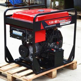 车载400A双缸柴油发电电焊机价格