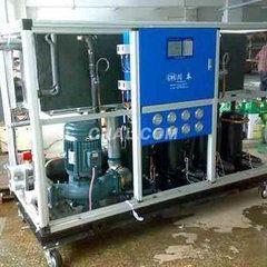 风冷式冻水机/深圳风冷式冻水机/川本牌低温冷水机