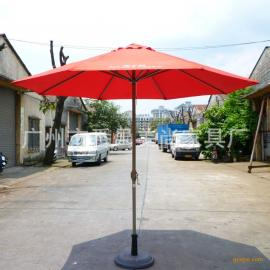 中柱手摇铝合金太阳伞 户外休闲遮阳伞 铝伞 花园伞
