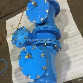 厂家直销HS41X-10/16球墨铸铁防污隔断阀倒流防止器