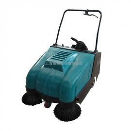 工业车间手推式扫地机 清扫灰尘颗粒威德尔电动扫地机