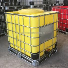 闽侯1吨抗氧化塑料吨桶IBC集装桶油漆吨桶650口径