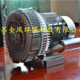 吸粮食专用双叶轮高压风机/高压旋涡鼓风机
