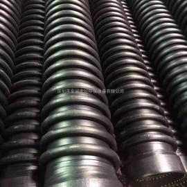 深圳HDPE缠绕结构壁管