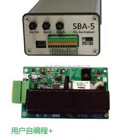SBA-5 便携式CO2气体分析仪