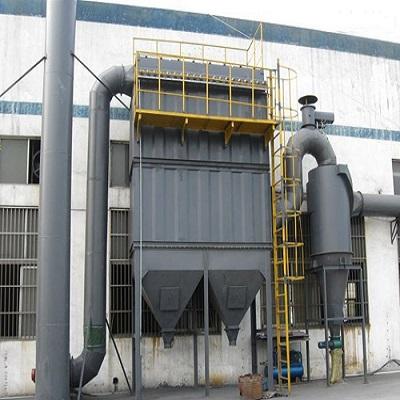 生物质锅炉除尘设备