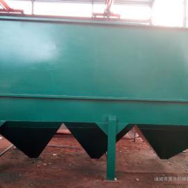 效率高的斜板斜管堆积池