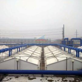 污水处理厂加盖除臭工程,废臭气收集与净化,废臭气处理