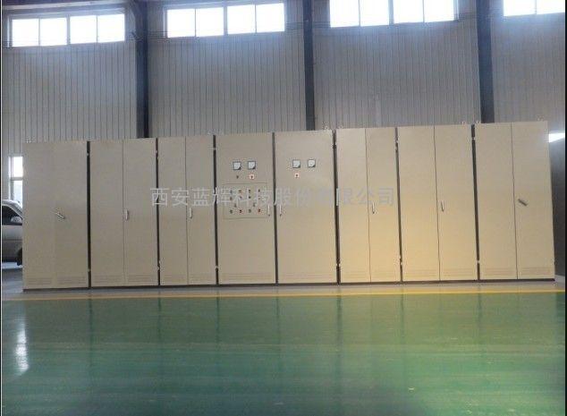 西安串联一拖二中频炉,西安串联中频炉厂家