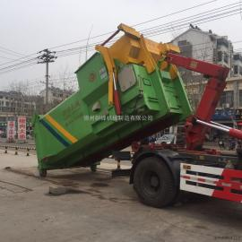 移动式垃圾压缩设备,垃圾中转站