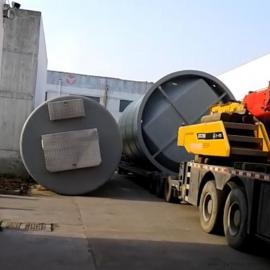 污水处理设备一体化污水提升泵站