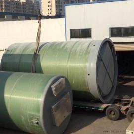 3000*16000mm一体化污水提升泵站雨水处理设备