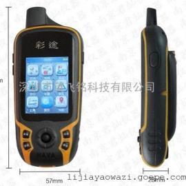 市场最新款彩图K20B北斗手持GPS