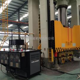 GMT热压成型模具导热油加热器-液压机模具油加热器
