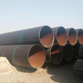 富锦厚壁API 5L PSL2GR.B直缝埋弧焊管线管