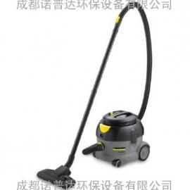 干式真空吸尘器 T 12/1=超静音吸尘器