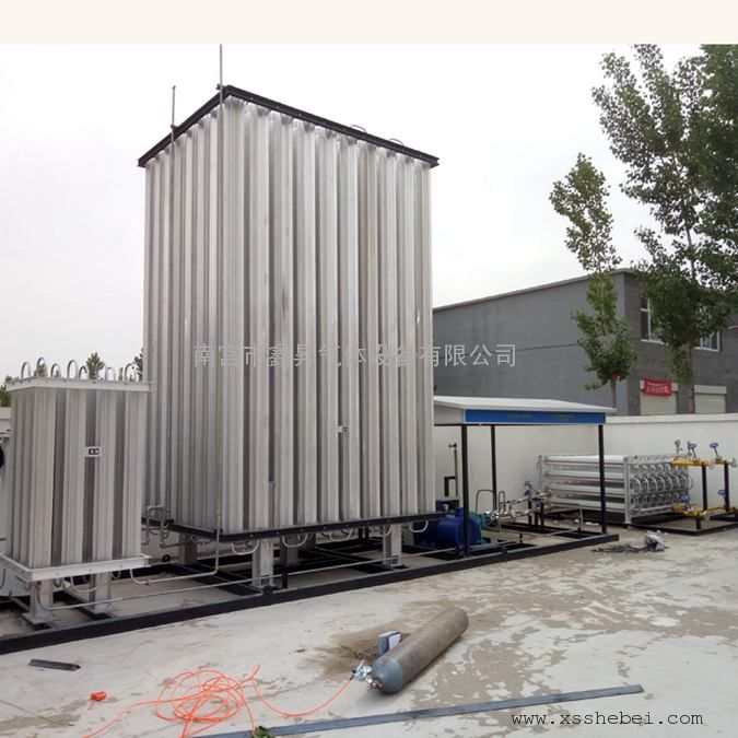 1500Nm3/h空温式气化器 LNG BOG EAG