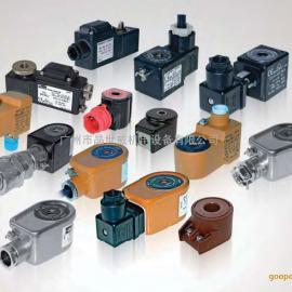 美国派克Parker微型两通、三通直动式电磁阀