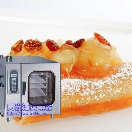 佳斯特QWR-10-11万能蒸烤箱 燃气万能蒸烤