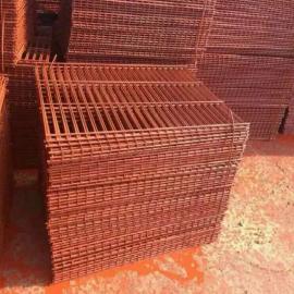 钢笆片-踏板专用脚手架的钢筋圈边焊接网=钢板网片重磅厂家