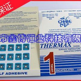 12*13mm洗碗机温度测试纸-英国THERMAX洗碗机温度