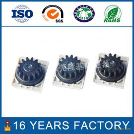 东莞阻尼器厂家批发/旋转阻尼器/小型盒子双向微型齿轮缓冲器