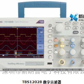 泰克200M双通道TBS1202B数字示波器