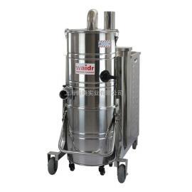 380V大功率工业吸尘器WX100/22工厂吸铁屑铁渣粉末
