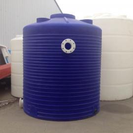 苏州6000L塑胶储罐 昆山6立方塑料储罐供应