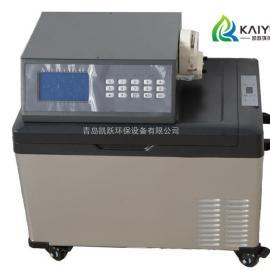 凯跃KY-8000D型自动水质采样器