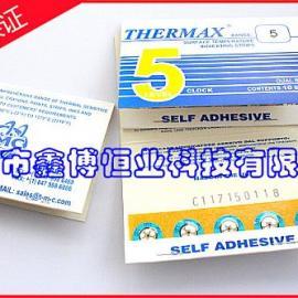 143-166度热力杀菌热敏试纸-英国TMC热力杀菌热敏试纸