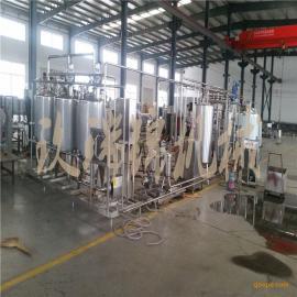 牛奶生产线 小型牛奶加工设备