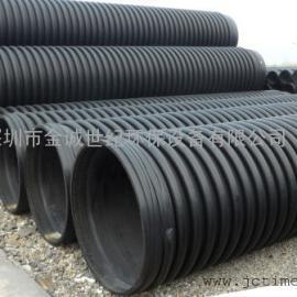 海南HDPE高密度缠绕增强管