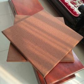 玻纤吸音墙板布艺软包吸音板阻燃 吸音板厂家