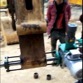 贵州镗孔机-便携式镗孔机