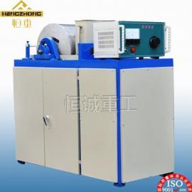 实验室鼓形弱磁湿法磁选机XCRS电磁湿法鼓式磁选机